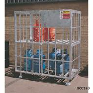 Picture of Gas Cylinder Cages