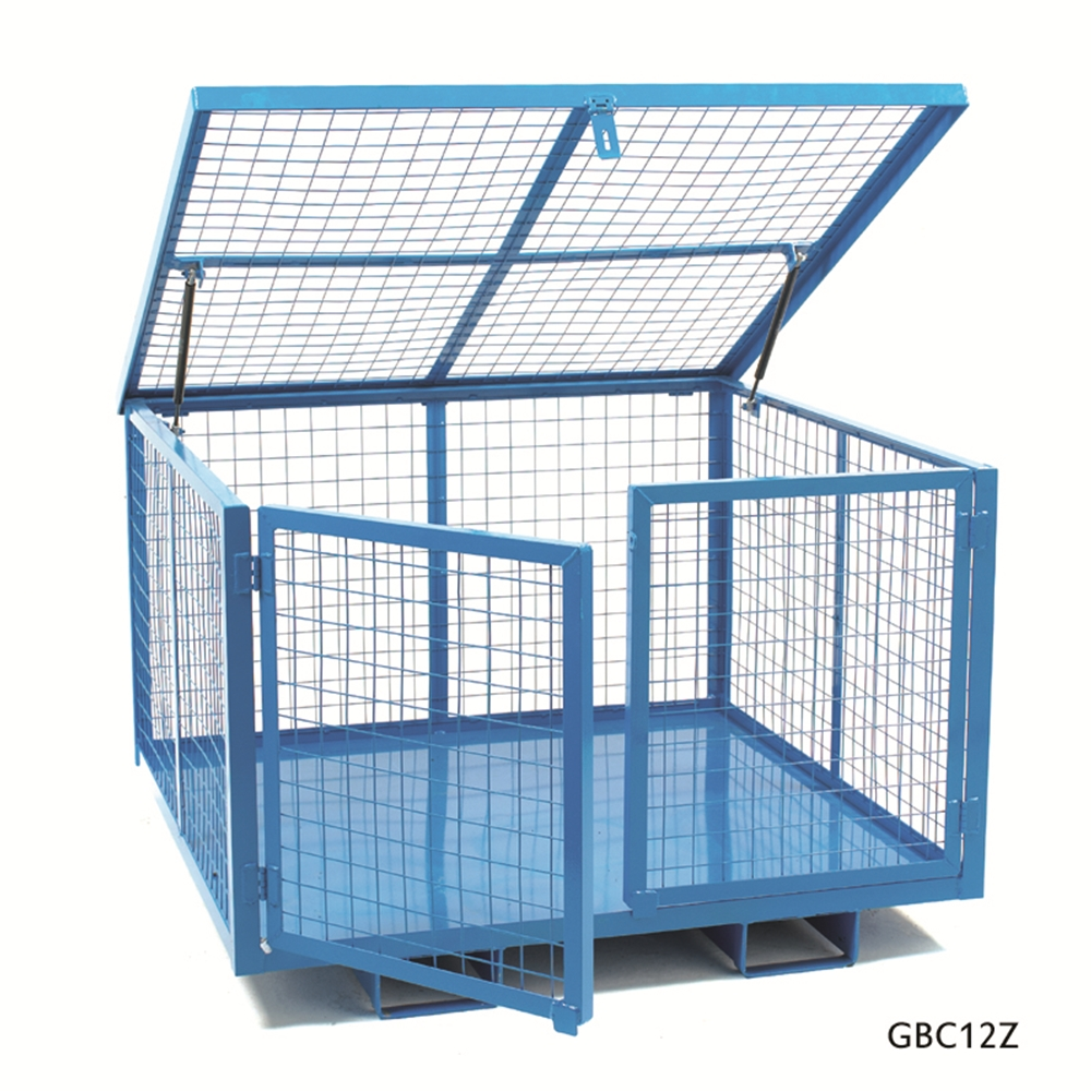 Security Cage With Lift Up Lid. GPC Industries Ltd - Manufacturers ...