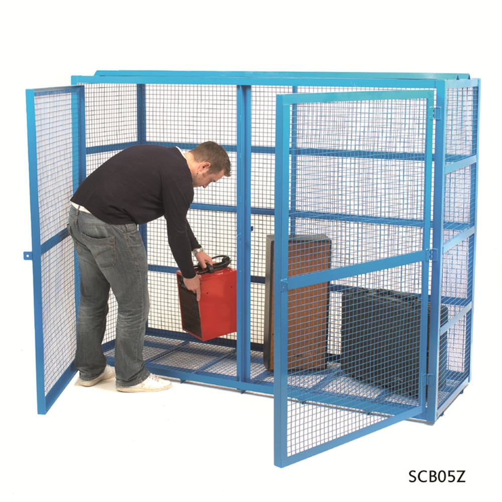 Security Cages Gpc Industries Ltd Manufacturers Of High
