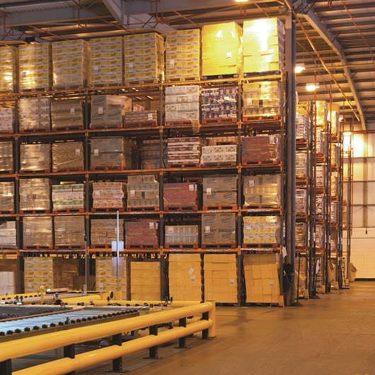Picture of Dexion Speedlock MkIII Racking