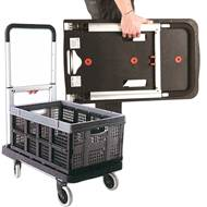 Picture of 'Foldaway' Platform Trolley