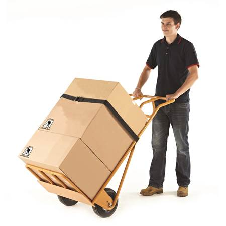 Picture for category Heavy Duty Sack Trucks