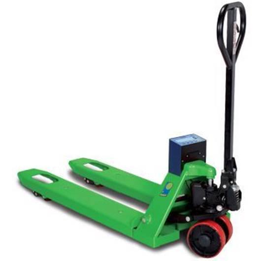 Picture of Robust Weigh Scale Pallet Truck