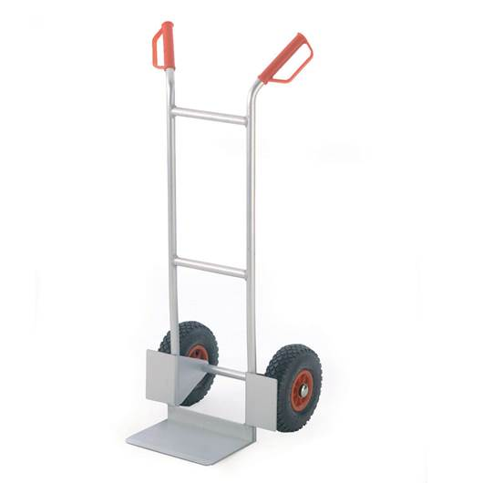 Picture of Aluminium Sack Truck with Wheel Guards