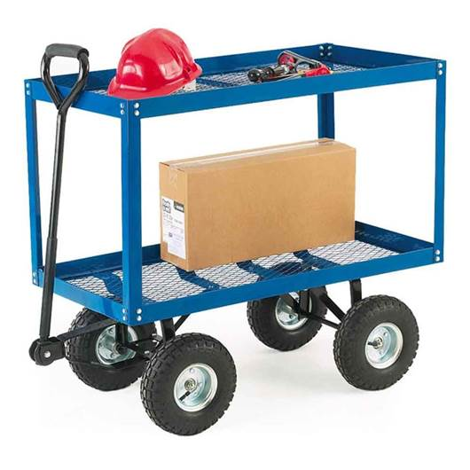 Picture of Two Tray Platform Truck