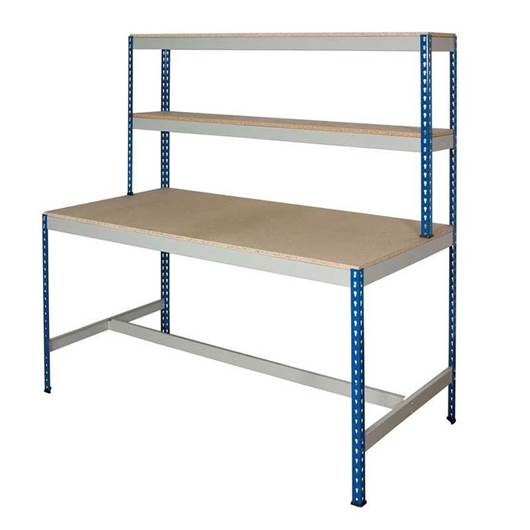 Picture of Rivet T Bar Workstation